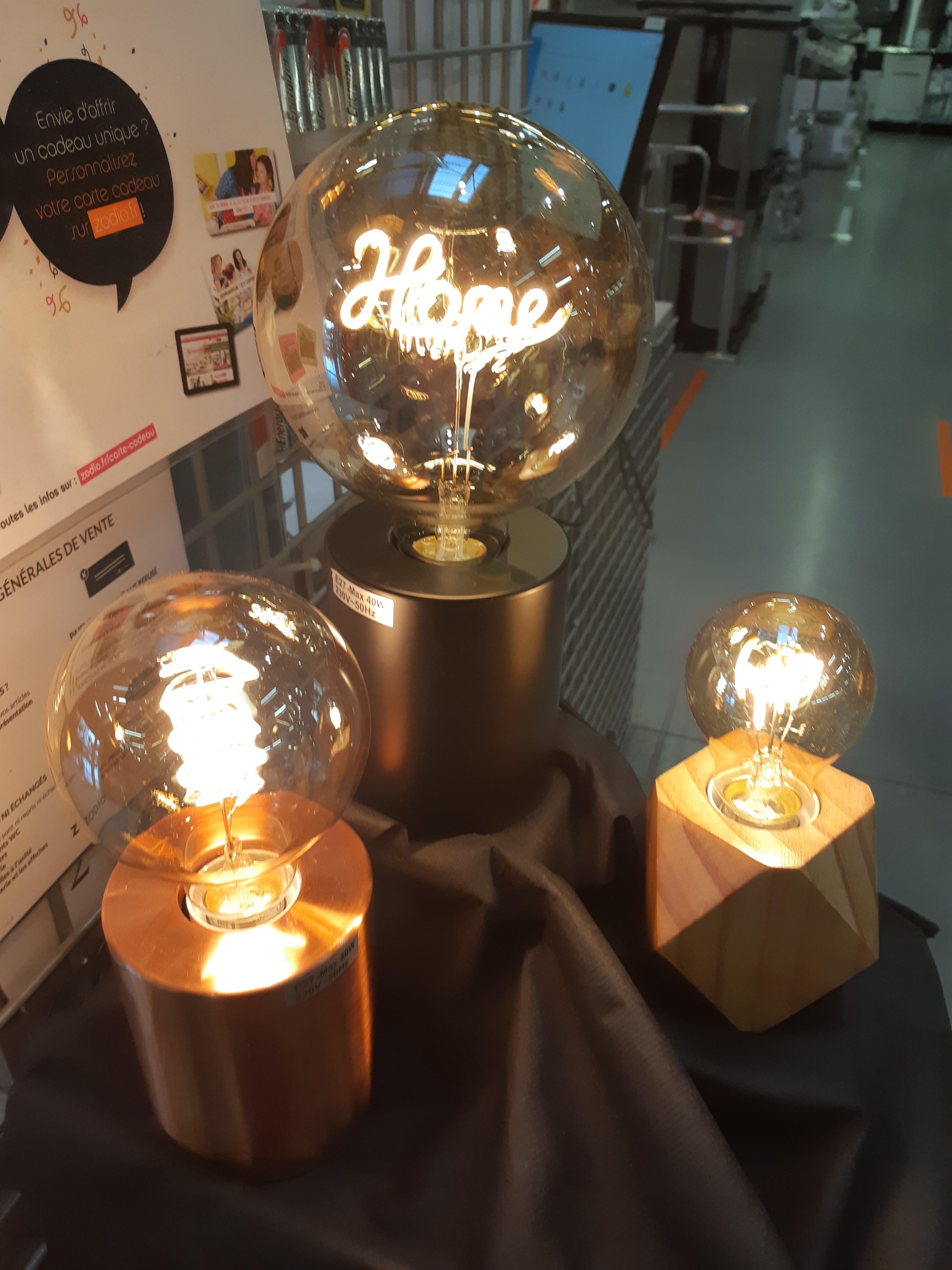 Les Lampes Tube!!!!