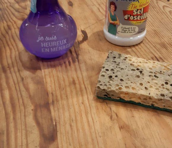 J'ai testé pour vous le sel d'oseille Starwax