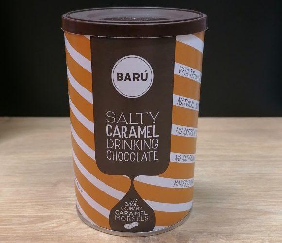 J'ai testé pour vous chocolat chaud au caramel salé de Barù