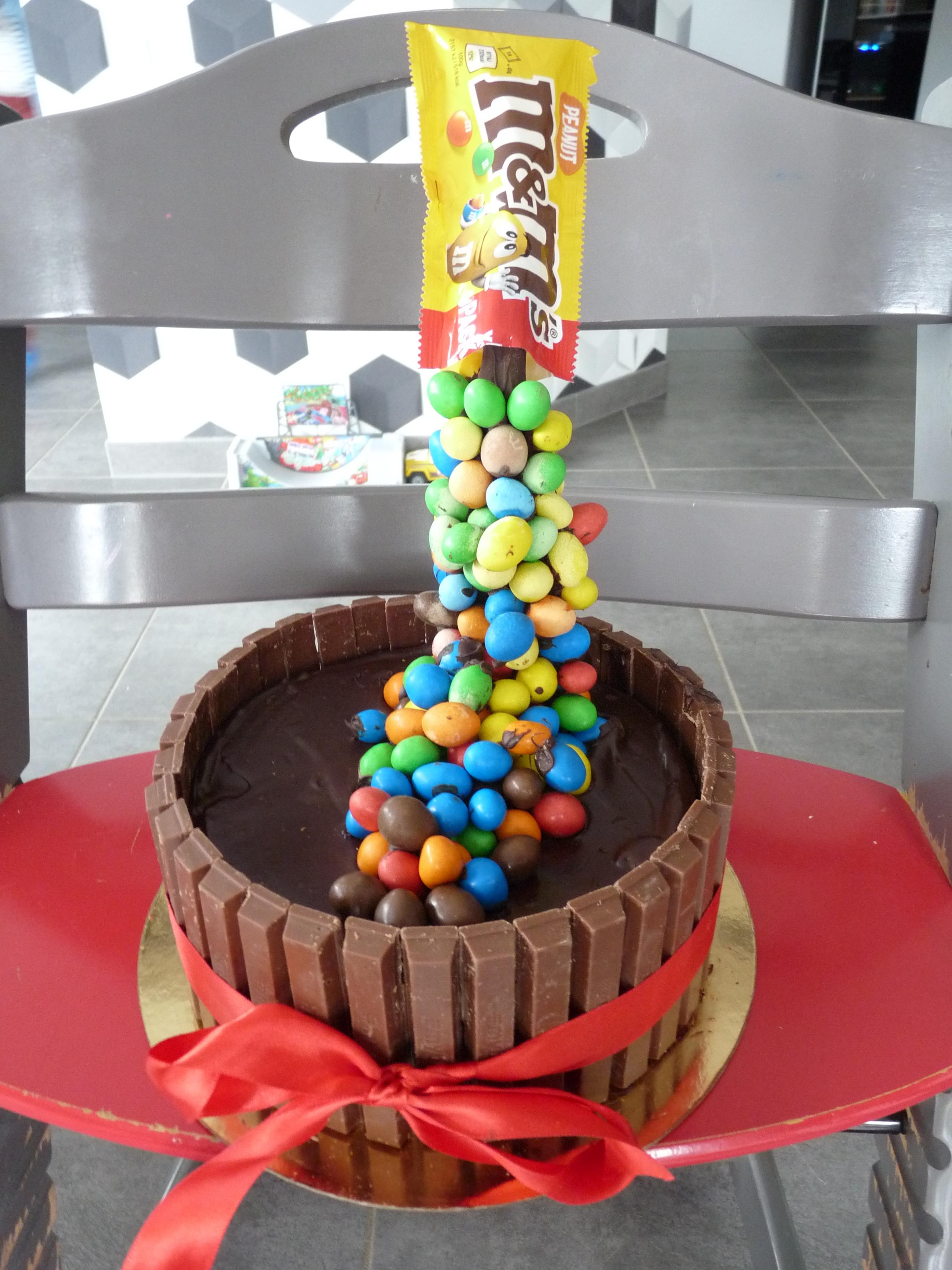 Atelier duo parent enfant Gravity cake
