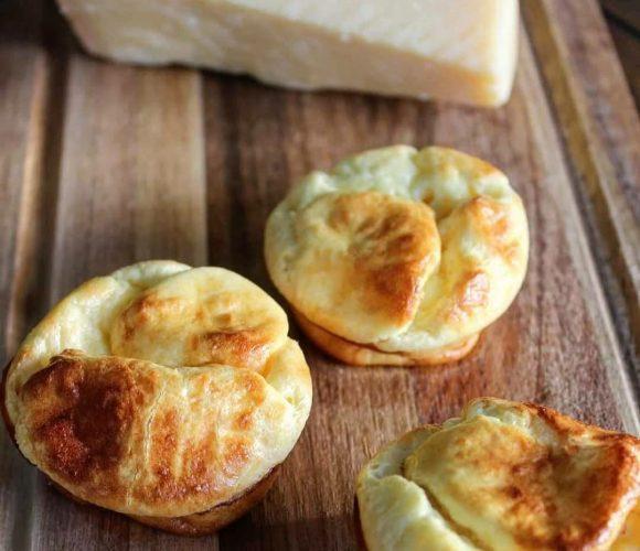 Soufflés aux fromages