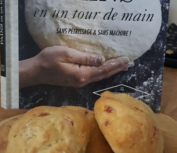 Des petits pains en un tour de main