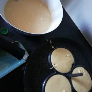 J'ai testé pour vous la Forme pour blinis et pancake en silicone