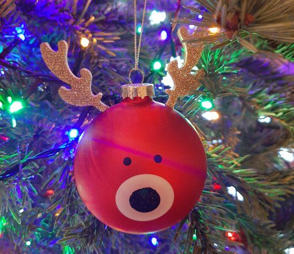 Boule de Noël!