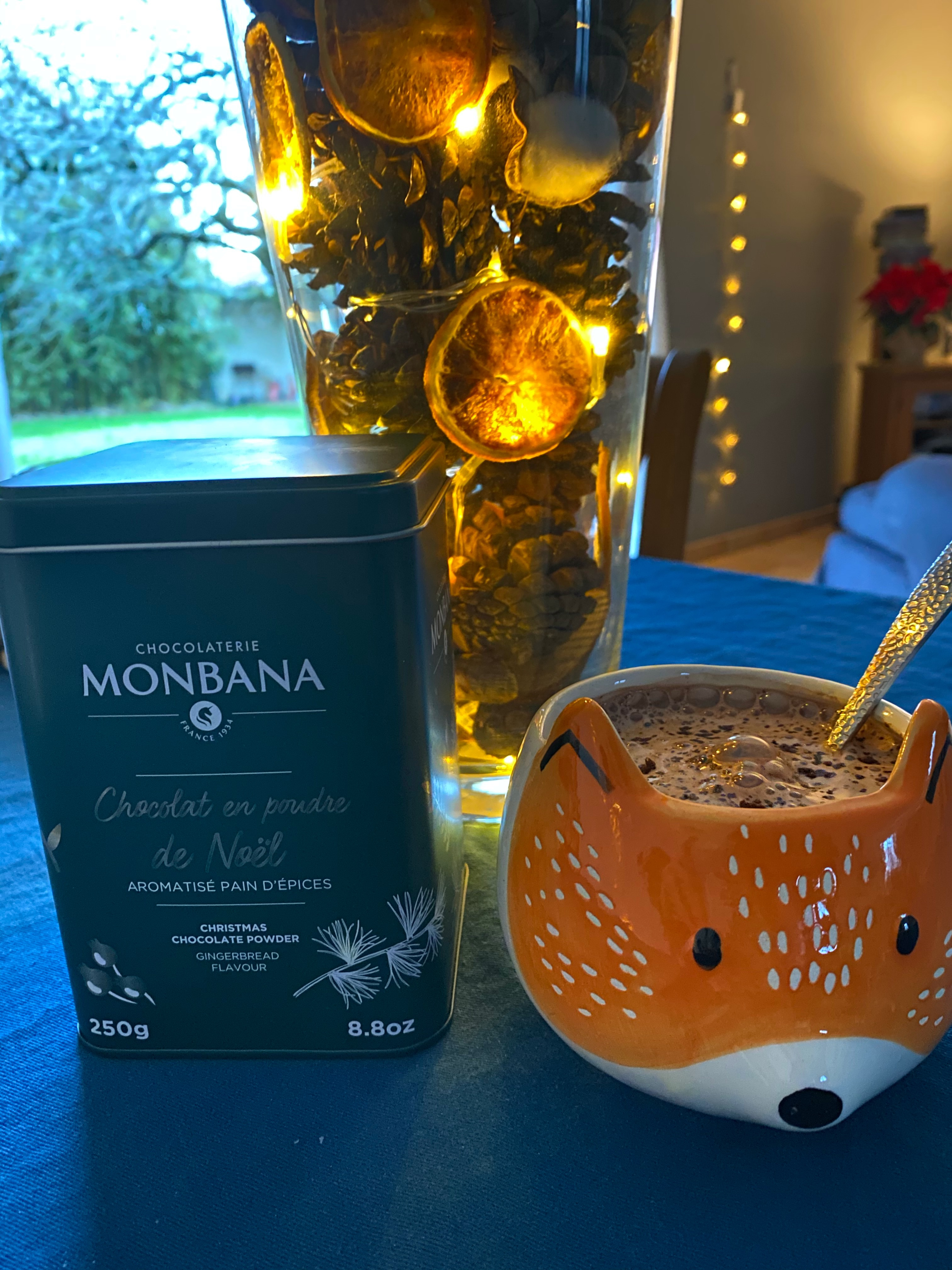 J'ai testé pour vous chocolat au pain d'épice Monbana