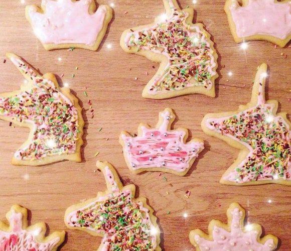 Biscuits Sablés Licorne