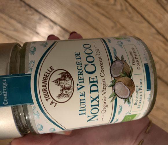 J'ai testé pour vous huile de coco bio