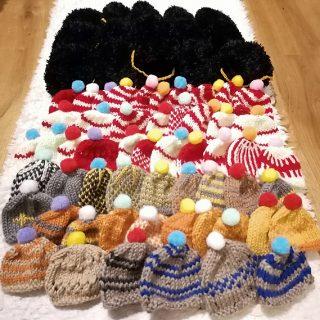 Petits bonnets innocents