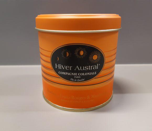 J'ai testé pour vous mon thé Hiver Austral avec le thé de la pagode