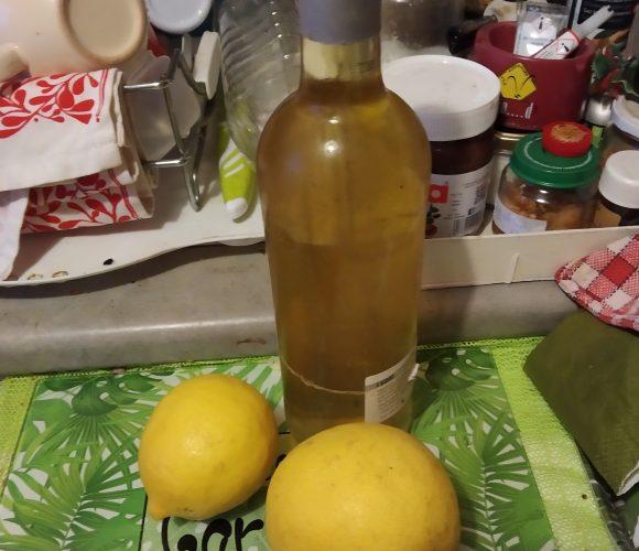 Vin de citrons