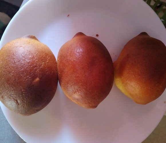Citrons individuel en forme 🍋