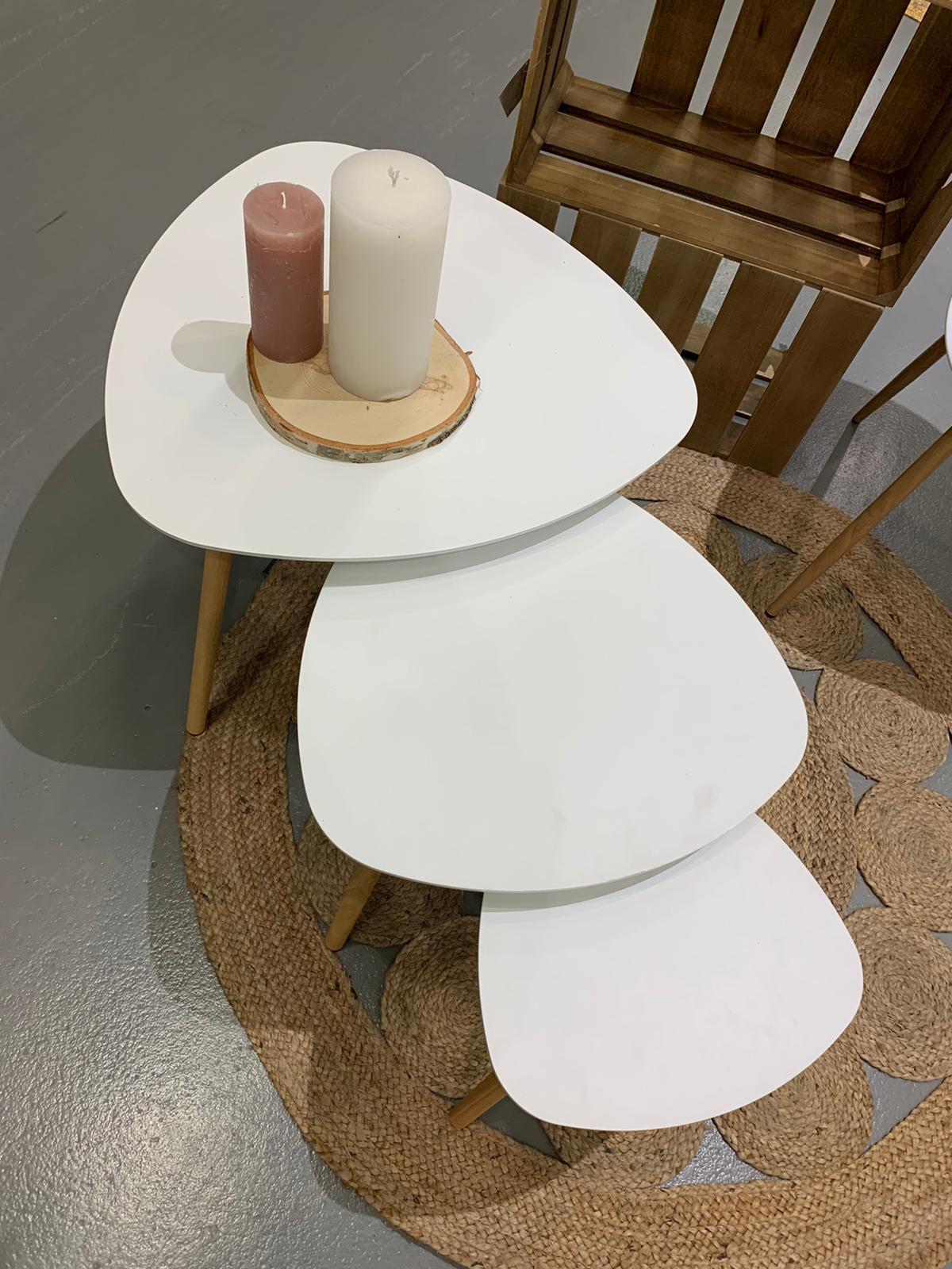 J'ai testé pour vous lE SET DE 3 TABLES