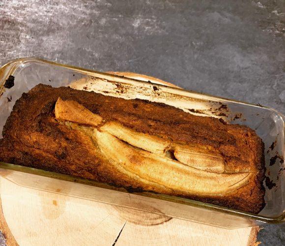 Banana bread à la farine de coco