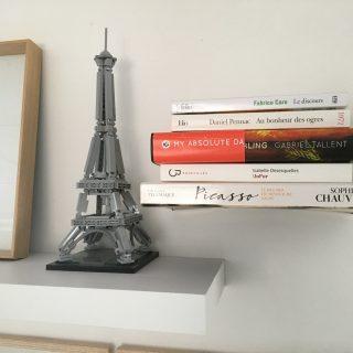 J'ai testé pour vous étagère à livres invisible