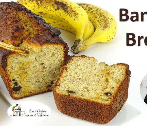 🍌 BANANA BREAD 🍌 simple et rapide