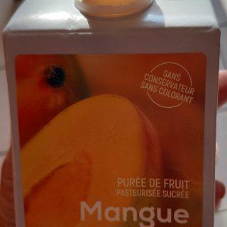 J'ai testé pour vous purée de mangue Patisdecor