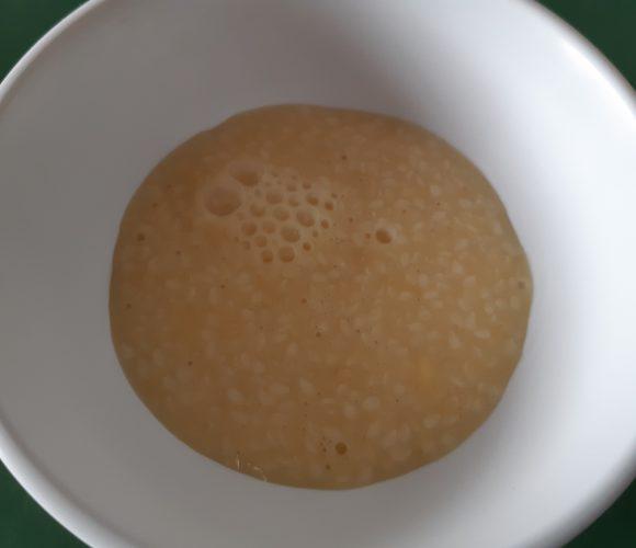 Vinaigrette au vinaigre de riz