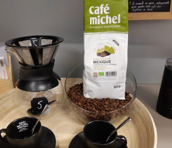 J'ai testé pour vous mon café méthode a froid avec le café grain Mexique