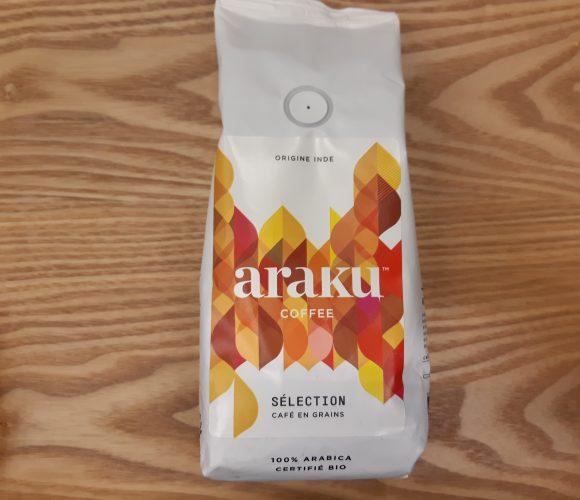 J'ai testé pour vous mon café Araku Sélection