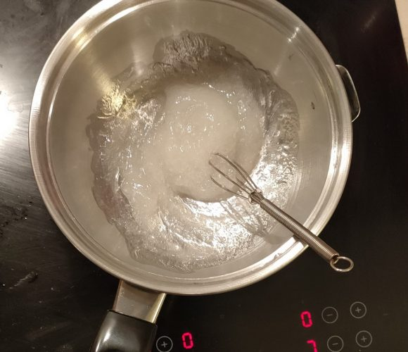 J'ai testé pour vous la casserole pour bain marie en inox