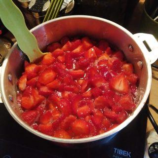 Confiture de fraise 🍓