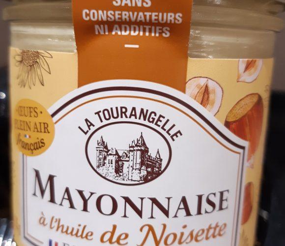 J'ai testé pour vous mayonnaise à la noisette La Tourangelle