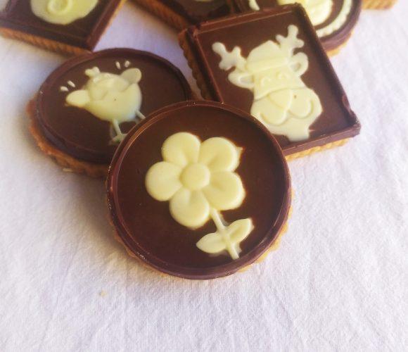 J'ai testé pour vous le kit biscuit choco pâques de Silkomart