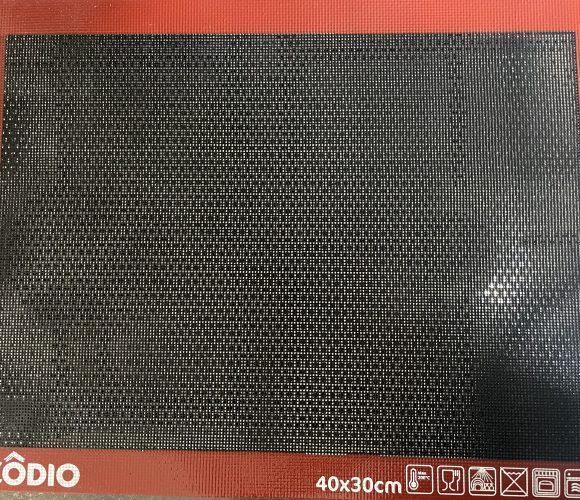 Tapis de cuisson micro perforé Zodio