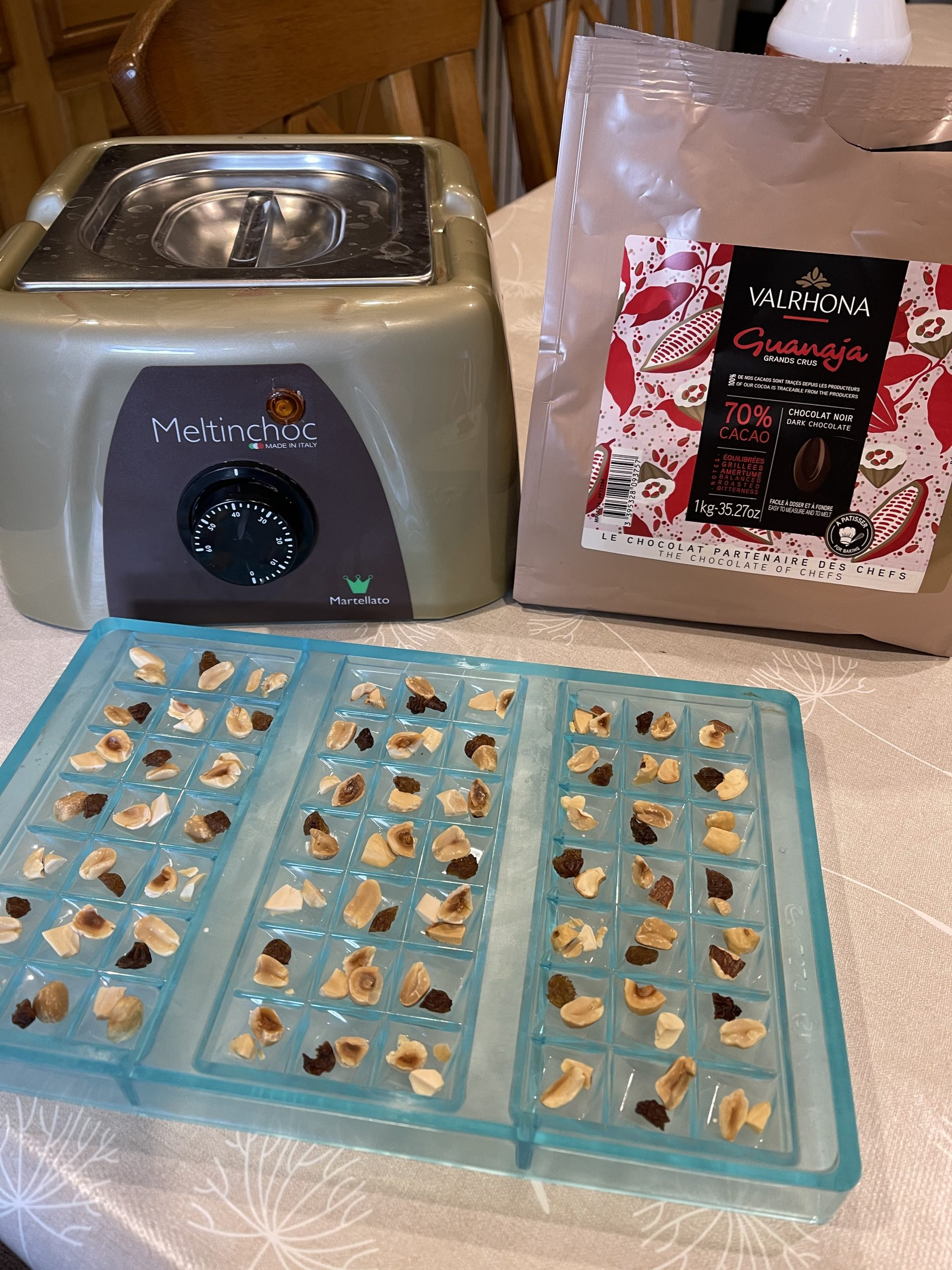 J'ai testé pour vous chocolat guanaja valrhona
