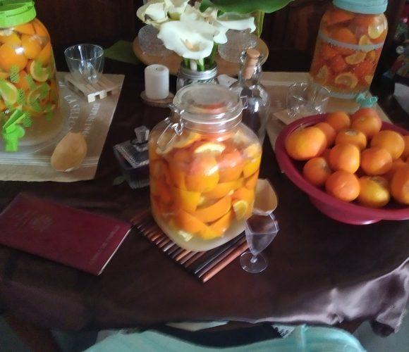 Vin d orange 🍊
