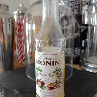 Sirop Monin Fruit de la passion