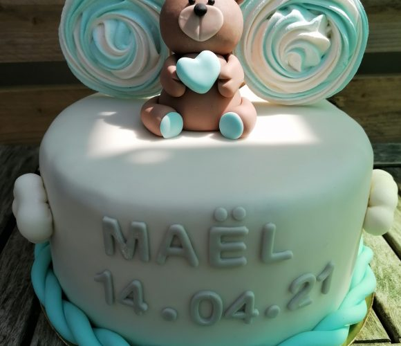 Cake design de naissance