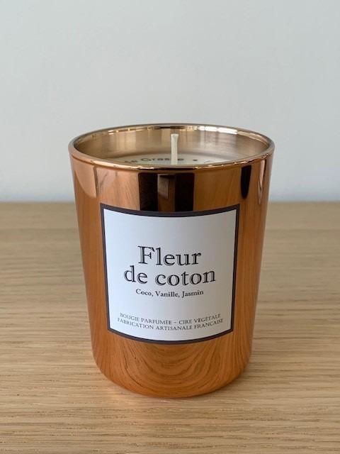 J'ai testé pour vous bougie parfumée «Maison de parfum»