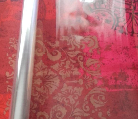 Rouleau papier cristal – Transparent