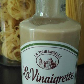 J'ai testé pour vous vinaigrette olive basilique la Tourangelle