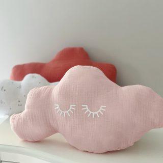 Mon coussin nuage tout doux DIY