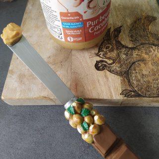 J'ai testé pour vous spatule pour pâte à tartiner
