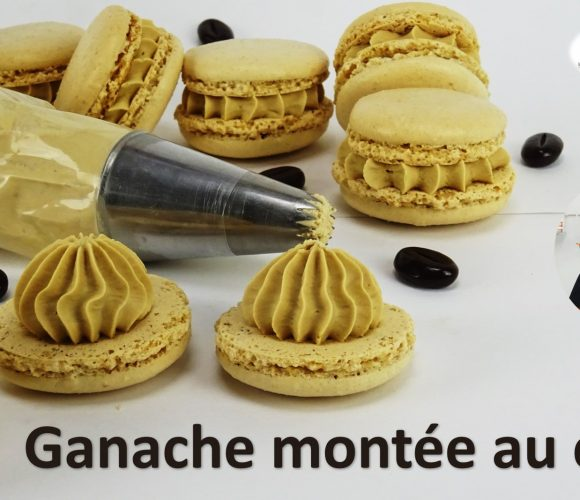 ☕ GANACHE MONTÉE AU CAFÉ ☕ simple et rapide