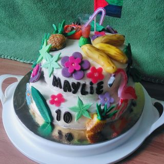 Gâteau Caraïbes 🍍🌴