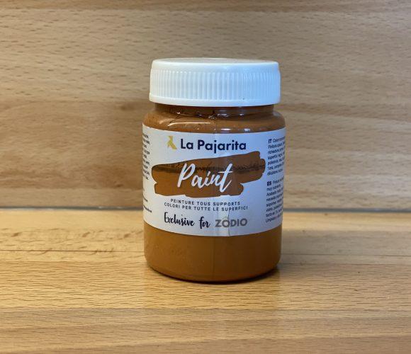 J'ai testé pour vous peinture P-15 Terracota – Pajarita by ZODIO