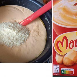 Astuce : sauce fromagère trop liquide