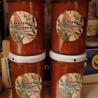 Etiquettes pour pot à confiture