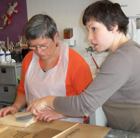 Atelier patine sur bois blog z dio - Technique de patine ...