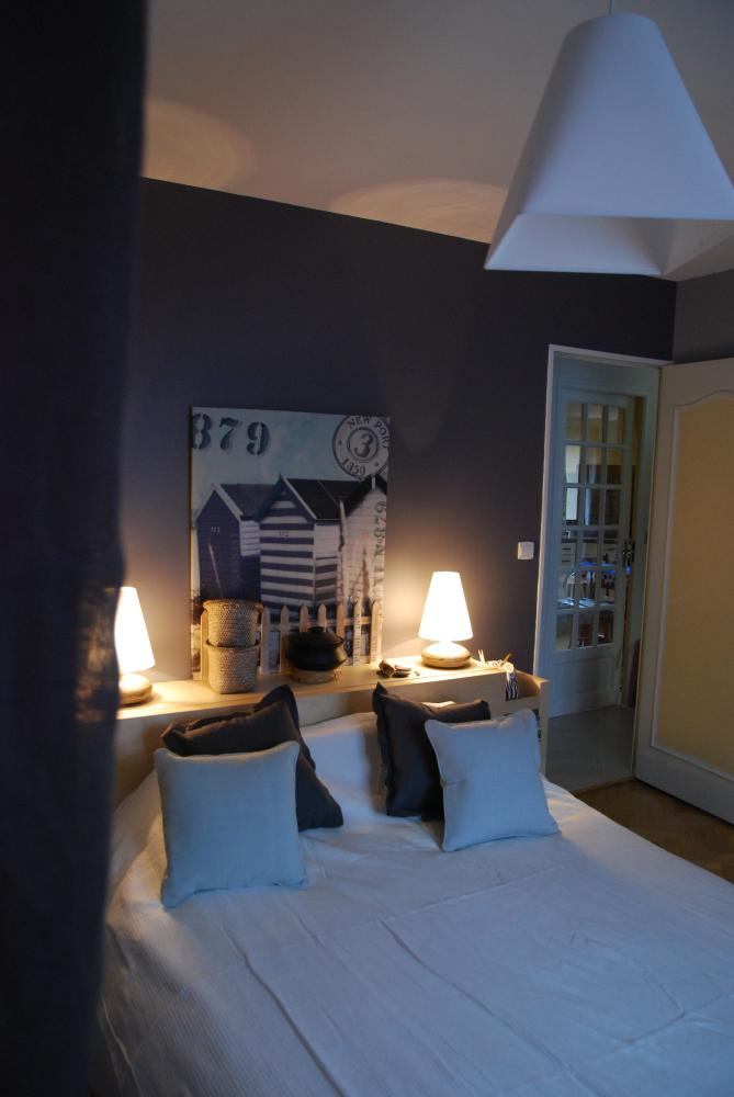 chambre ambiance bord de mer blog z dio. Black Bedroom Furniture Sets. Home Design Ideas