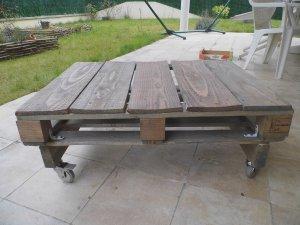 table basse en palette chambourcy blog z dio. Black Bedroom Furniture Sets. Home Design Ideas