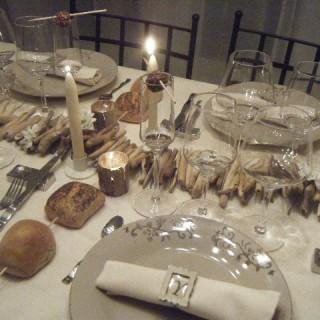 petite table d'automne