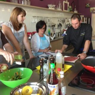 On a testé pour vous : le cours de cuisine.