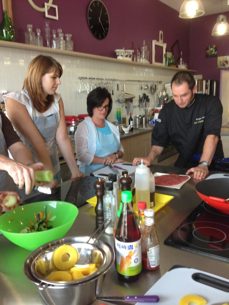 On a test pour vous le cours de cuisine blog z dio for Zodio cours cuisine