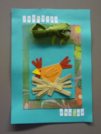 Cartes de Pâques: Modèles de cartes de Pâques à faire soi-même !