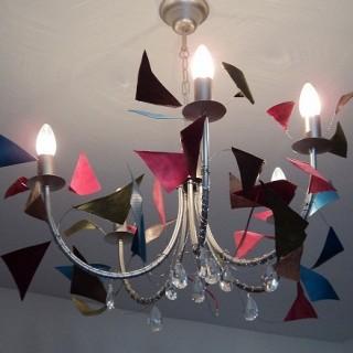 Un lustre décoratif !